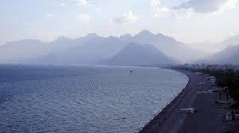 شقة لوكس على البحر مباشرة في انطاليا تركيا