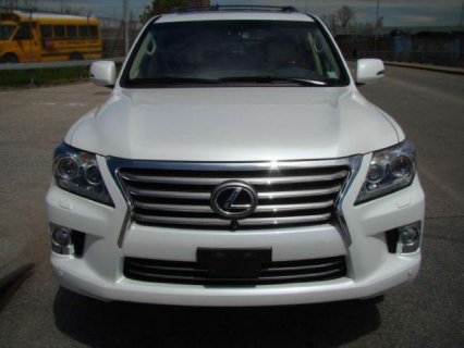 صور 2013 Lexus LX 570 V8 Full Option 1