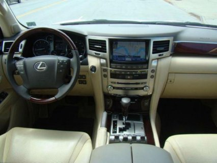 صور $2013 Lexus LX 570 V8 Full Option 3