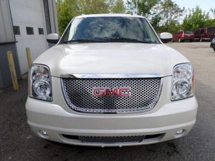 2013 Gmc Yukon XL Denali, Accident Free