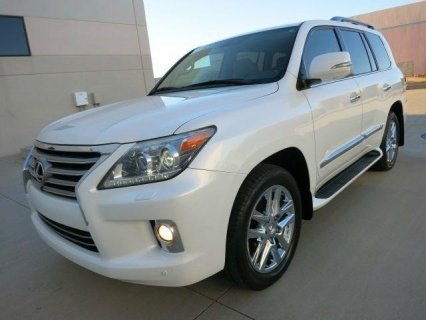 BUY MY USED 2013 LEXUS LX 570(gcc specs).