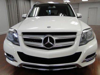 2013 Mercedes-Benz GLK350