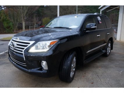 My 2013 LEXUS LX 570 FOR SALE (No Fault)