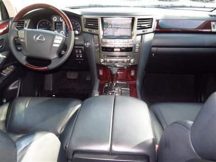 صور $LEXUS LX 570 2011 MODEL, FULL AUTOMATIC 3