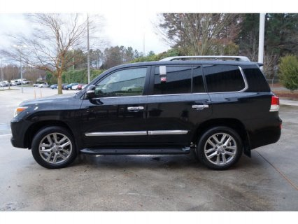 صور $LEXUS LX 570 2013 MODEL AVAILABLE FOR SALE 3