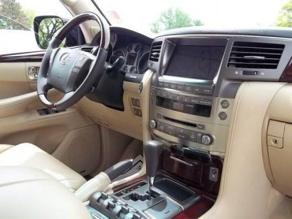 صور 2013 LEXUS LX 570 4X4, FULL OPTIONS 2