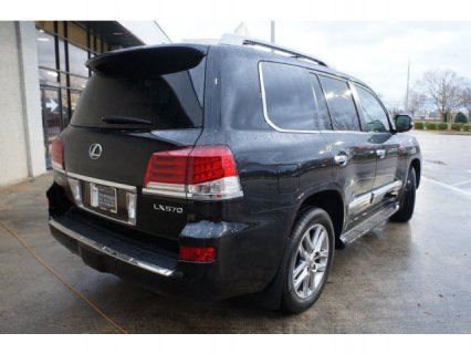 صور $2013 LEXUS LX 570 4X4, FULL OPTIONS 3