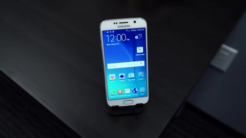 Newly Released Samsung Galaxy S6 ,Whatsapp :  +13162589673