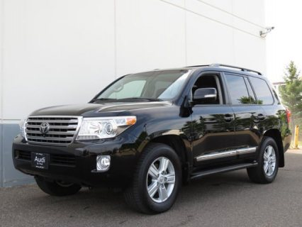 Am selling my SUV Toyota land cruiser 2013 model for just $15500