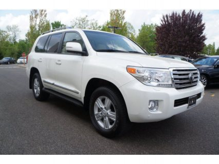 صور TOYOTA LAND CRUISER 2013 V8 GXR 2