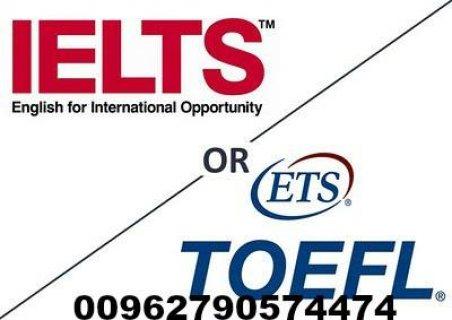 شهادة ايلتس شهادة توفل للبيع 00962790574474