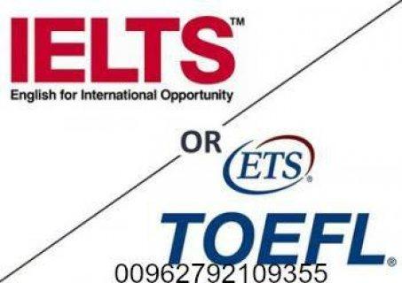 شهادة توفل او ايلتس للبيع 00962792109355 في قطر