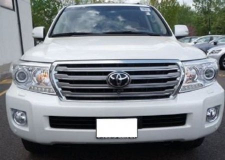 2013 TOYOTA LAND CRUISER 4WD