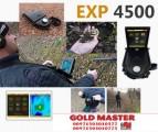 أجهزة كشف الذهب والمعادن - شركة جولد ماستر