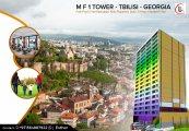 تملك فى برج ام اف تاور اول برج سكنى بمواصفات فندقية بجورجيا