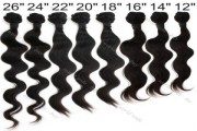 "For Sale : High Grade 12""-26\"" Virgin Brazilian Remy Human Hair W"