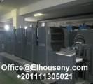 ماكينة HEIDELBERG SPEEDMASTER 74-4 H