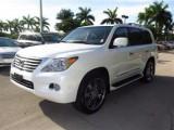 LEXUS 2011 LX 570 SUV FOR SALE