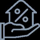 للايجار شقة سكنية قابلة للتحويل الاداري/العزيزية