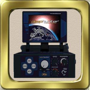 جهاز Top Deep Hunter بالنظام التصويري لكشف الذهب والفراغات